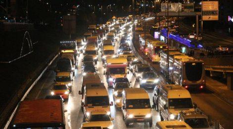 Trafikte yeni dönem başladı