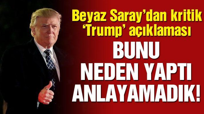 ABD'nin vetosuna Ankara'dan çok sert yanıt