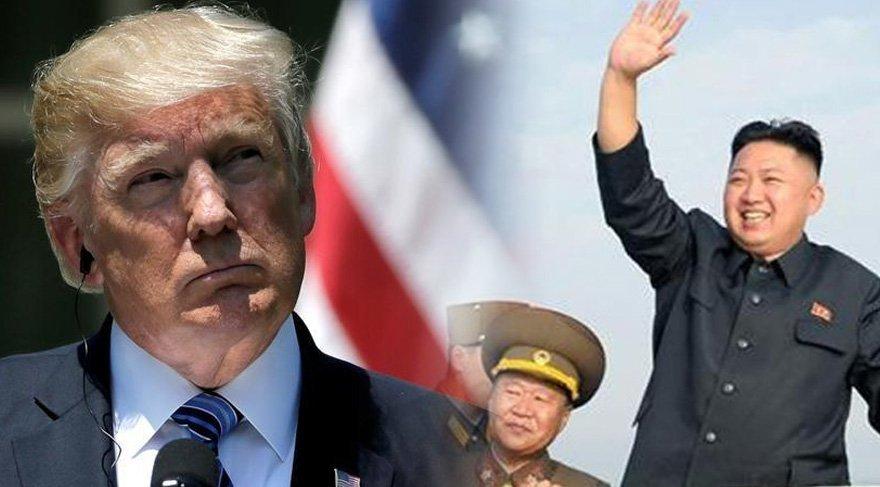 ABD'den Kuzey Kore'ye yanıt