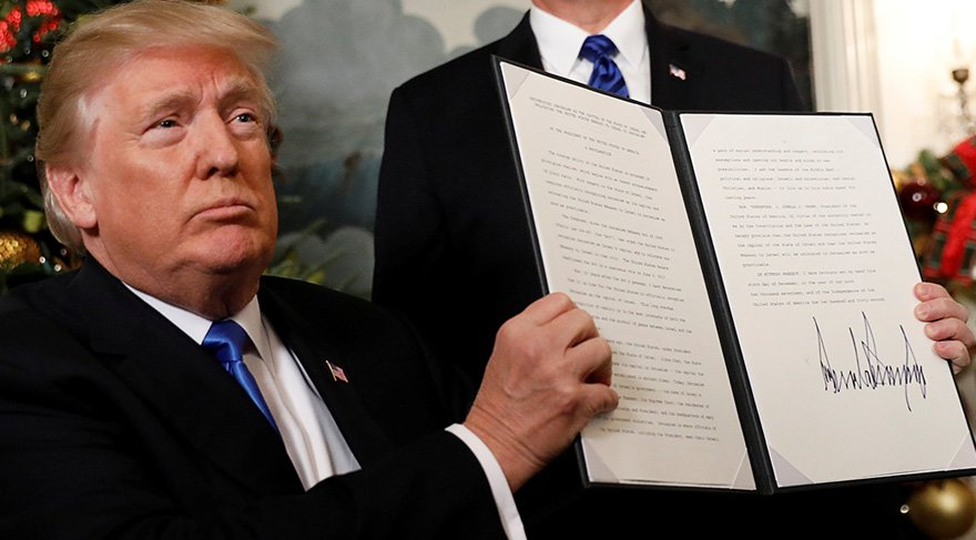 Son dakika... Beyaz Saray'dan Trump'a: İşler raydan çıkacak