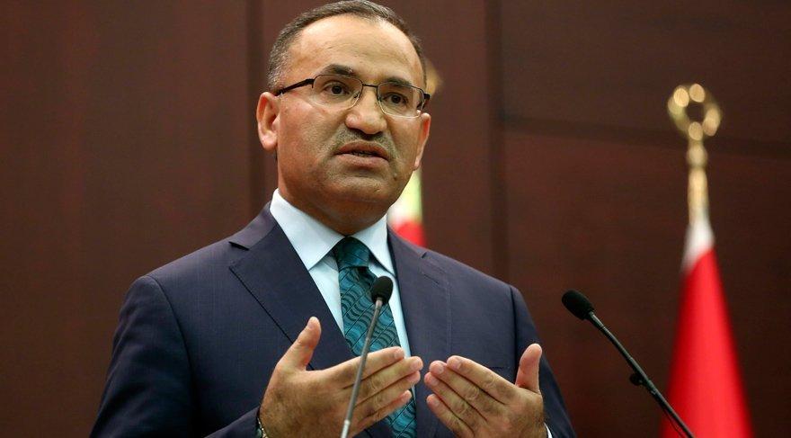 Bekir Bozdağ'dan erken seçim açıklaması