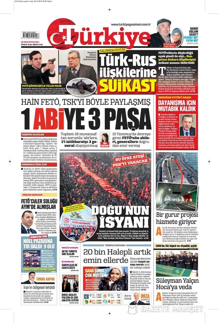 Böyle bir şey sadece Türkiye'de olurdu!