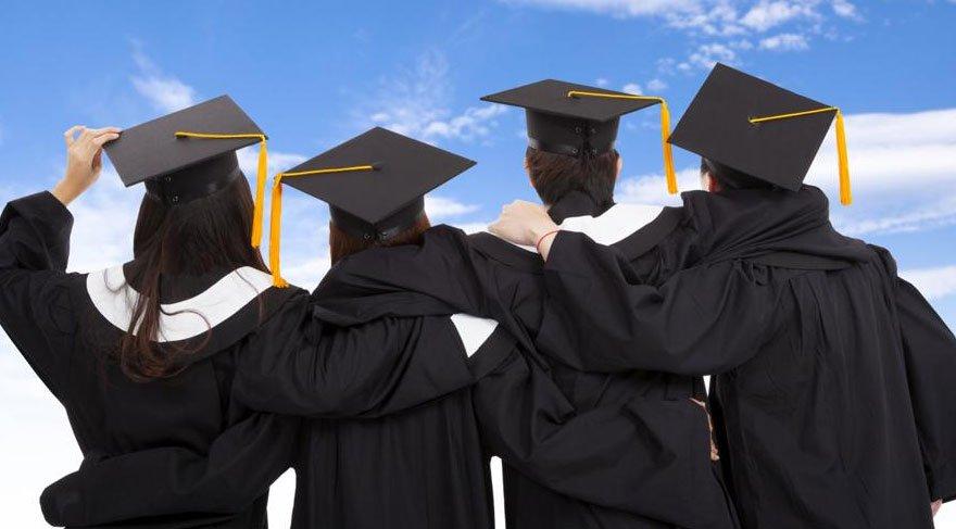 Üniversitelilerin hayalleri sınır tanımıyor