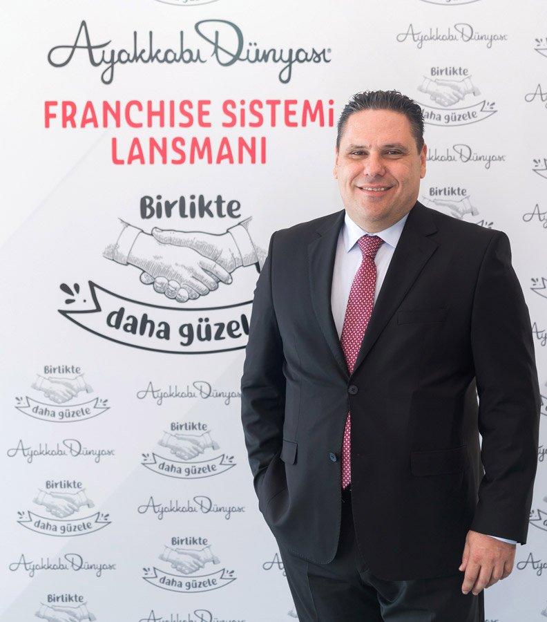 Ayakkabı Dünyası Genel Müdürü Uygar Turcan