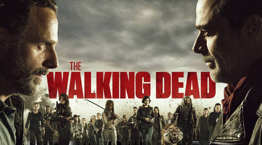 Efsane dizi The Walking Dead'in 8. sezon 7. bölümü yayında! İşte fragman…