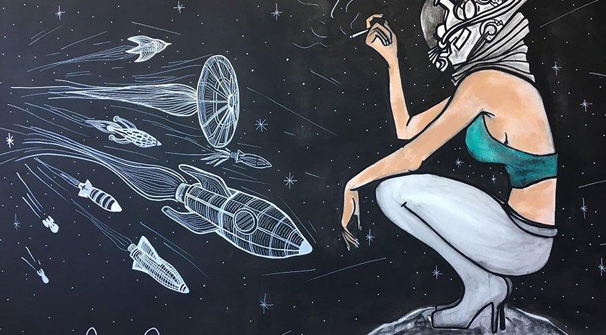 "Melis Binay ""We Need Space"" sergisinde sanat severlerle buluşacak"