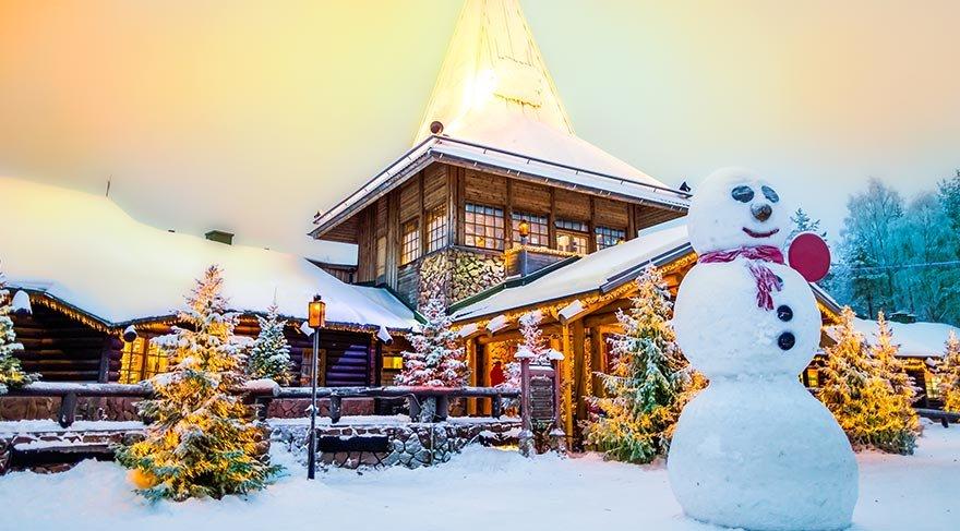 Noel'in en güzel kutlandığı yerler