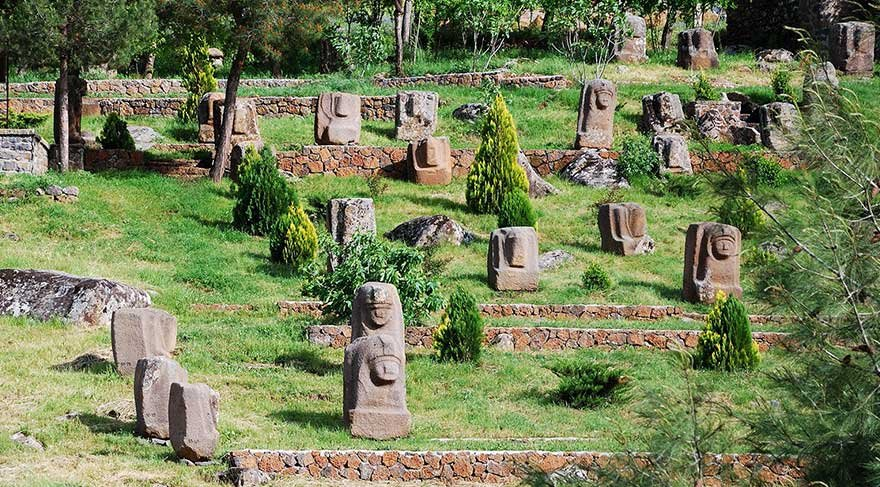 Yesemek'in UNESCO hedefinde çalışmalar hızlandı