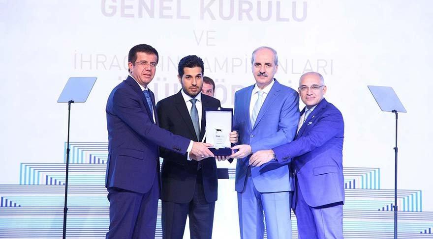 Nihat Zeybekci/ Reza Zarrab/ Numan Kurtulmuş/ Mehmet Büyükekşi
