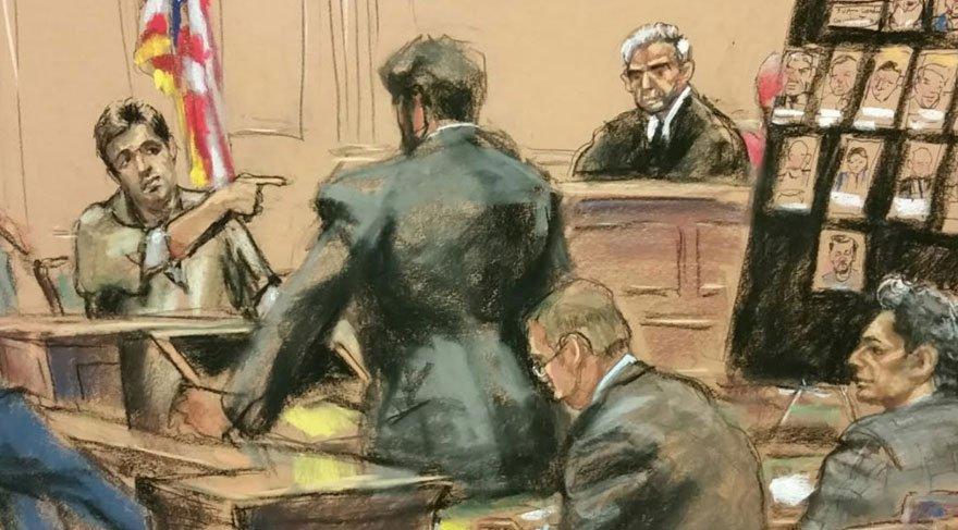 Son dakika haberi... Atilla davasında Zarrab'ın 5'inci günü...