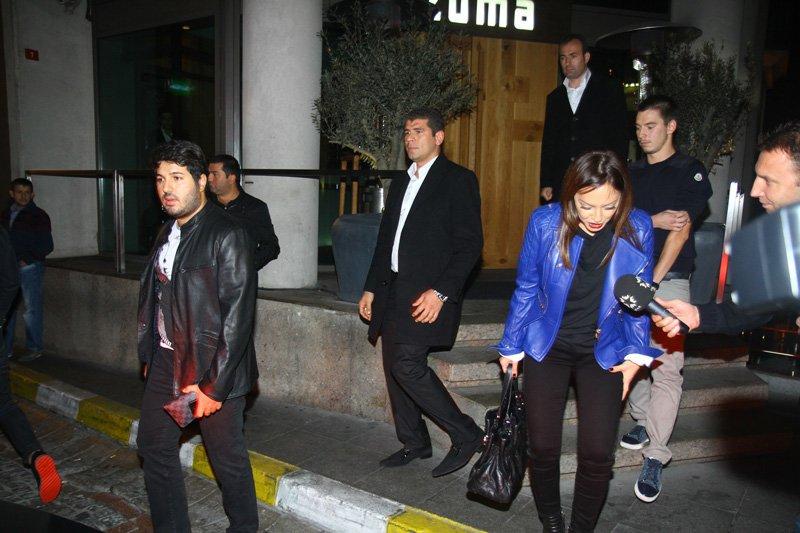 FOTO:depophotos - Reza Zarrab, şarkıcı Ebru Gündeş ile evli...
