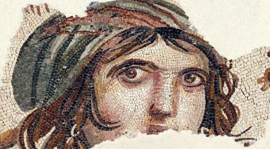 Türkiye, ABD'deki Zeugma Mozaikleri için FBI'dan yardım istedi