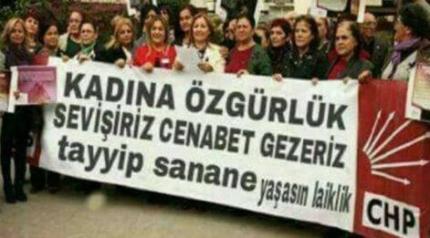 AKP'li müşavirden skandal paylaşım