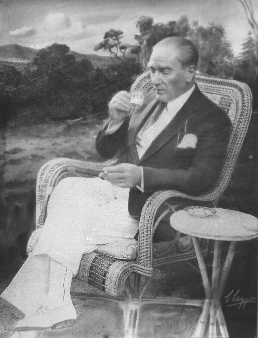 """Yalçın, """"Atatürk'ün tarım politikalarına dönülmeli"""" dedi."""