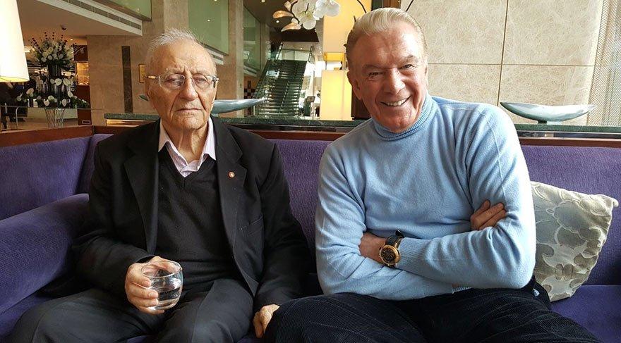 90 yaşındaki hayırsever işadamı Remzi Doğan