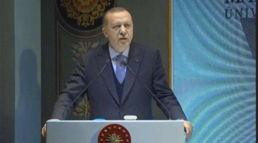Erdoğan'dan flaş doçentlik açıklaması