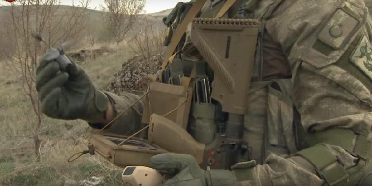 Dünyanın sayılı ordularında var! TSK da kullanmaya başladı