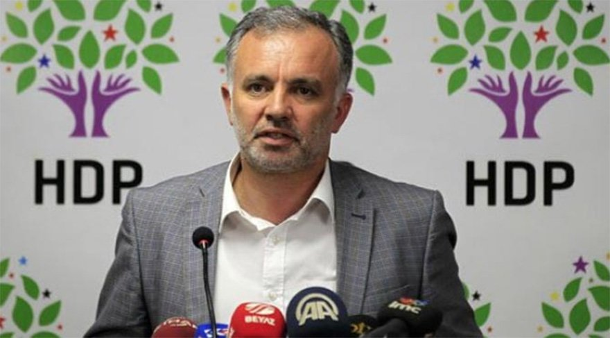 HDP'li iki isme Afrin soruşturması