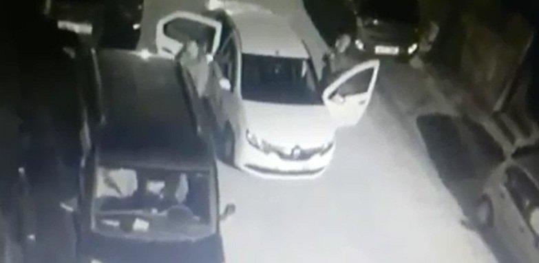 Matkap hırsızları yakalandı