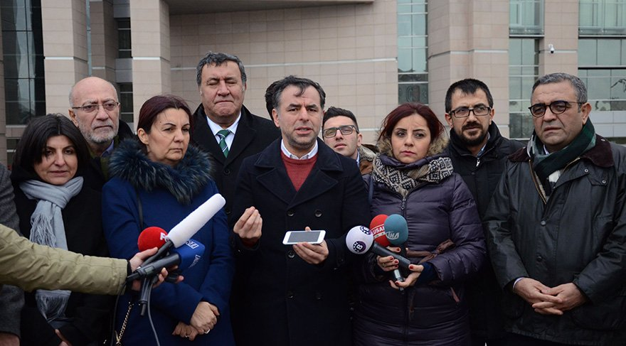 MİT TIR'ları davası: Enis Berberoğlu duruşmaya SEGBİS aracılığıyla katıldı