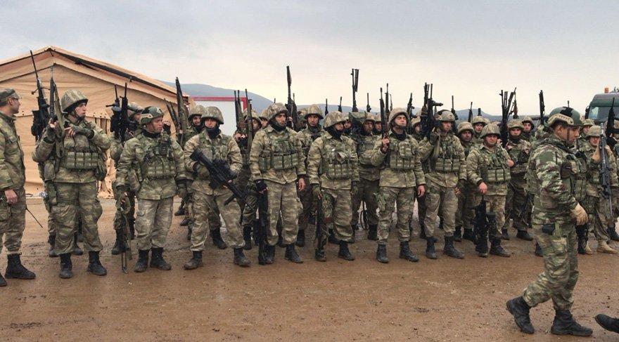 Afrin'de 6. gün… Afrin'de bordo bereliler kaçış yolunu kapatıyor
