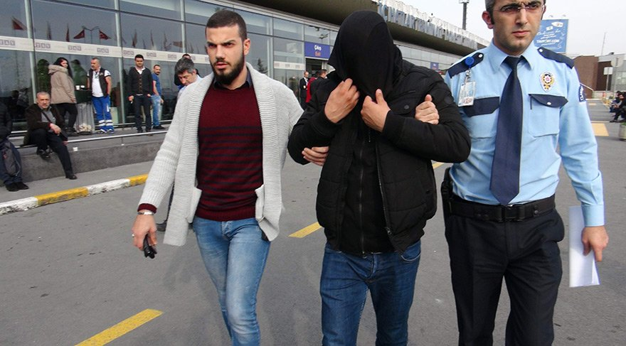 Atatürk Havalimanı'nda skandal! Uçağa kaçak bindi