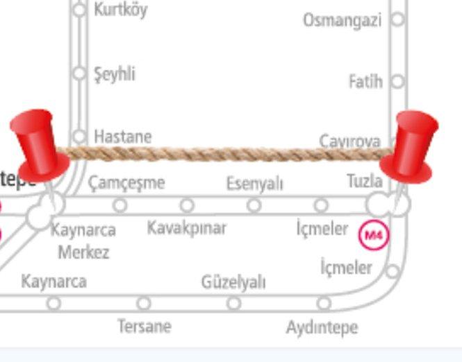 Kaynarca – Pendik – Tuzla Metro Hattı