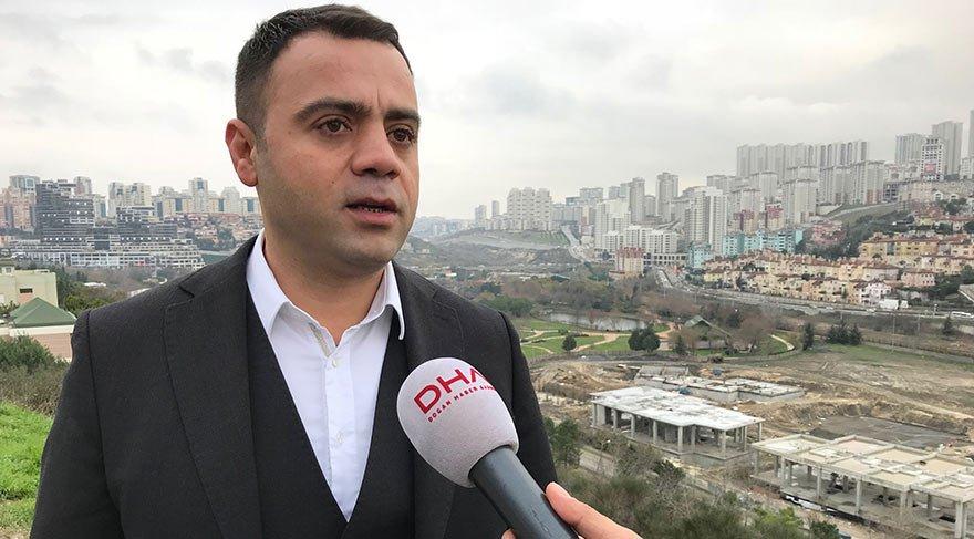 İBB Meclis'inin CHP'li üyesi Nadir Ataman