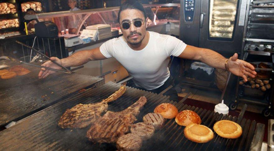 Nusret'in restoranı ABD'liye pahalı geldi