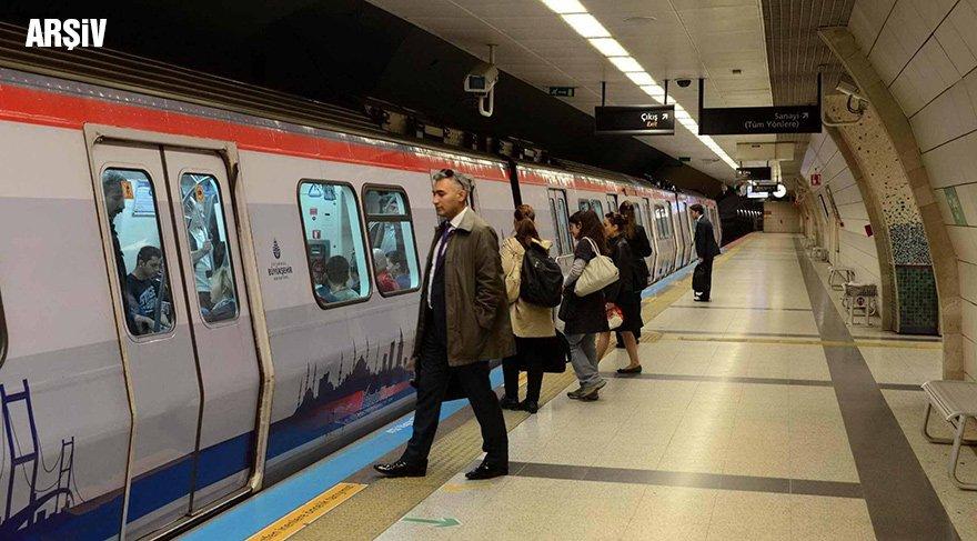 Dev metro ihalesi iptal edildi
