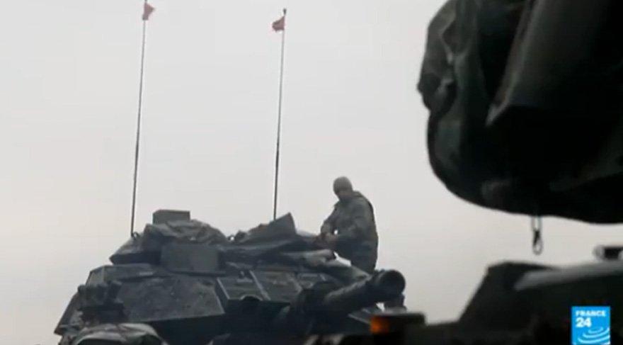 Fransız kanalı Türk kampında: Afrin'e gitmeye kararlılar