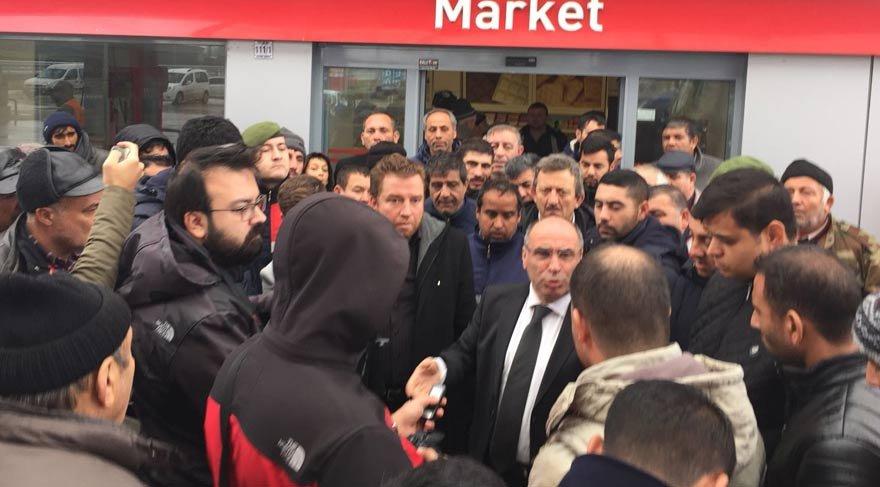 Paşayiğit'in yol isyanı!