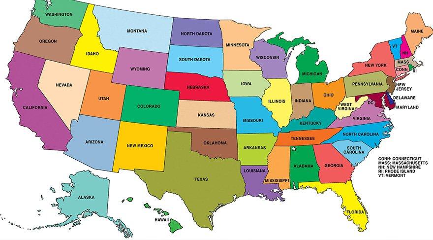 ABD'de yeni eyalet şoku! 'Bağımsızlık' ilan ettiler…