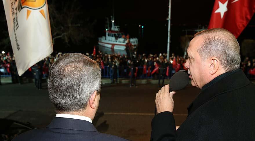 Erdoğan: Acımayacağız, acırsak acınacak hale geliriz