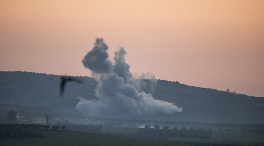 Afrin nerede? TSK, Afrin'e operasyon düzenledi! Afrin'in Türkiye için önemi ne?
