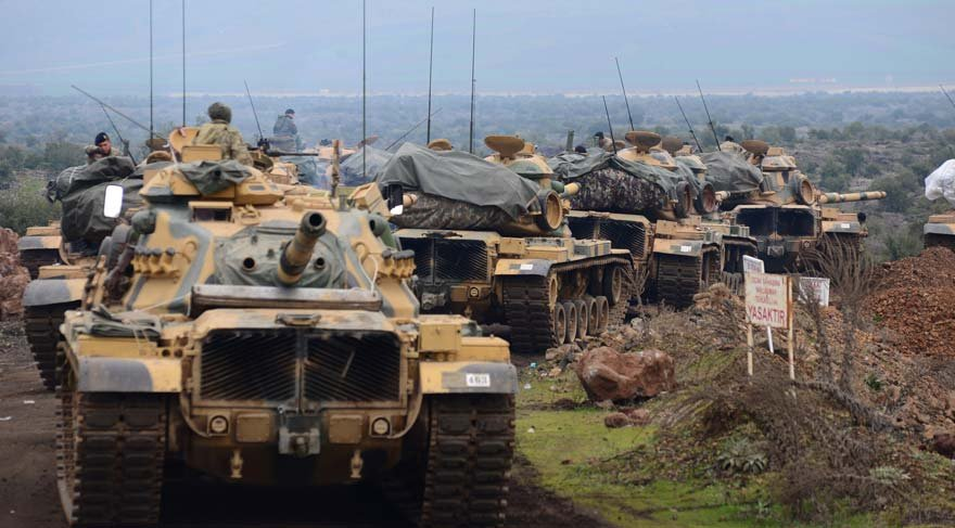 Zeytin Dalı operasyonunda 3. gün... Afrin'den son dakika haberleri peş peşe geliyor! Temizliğe başladık! Asker bir bir vuruyor...