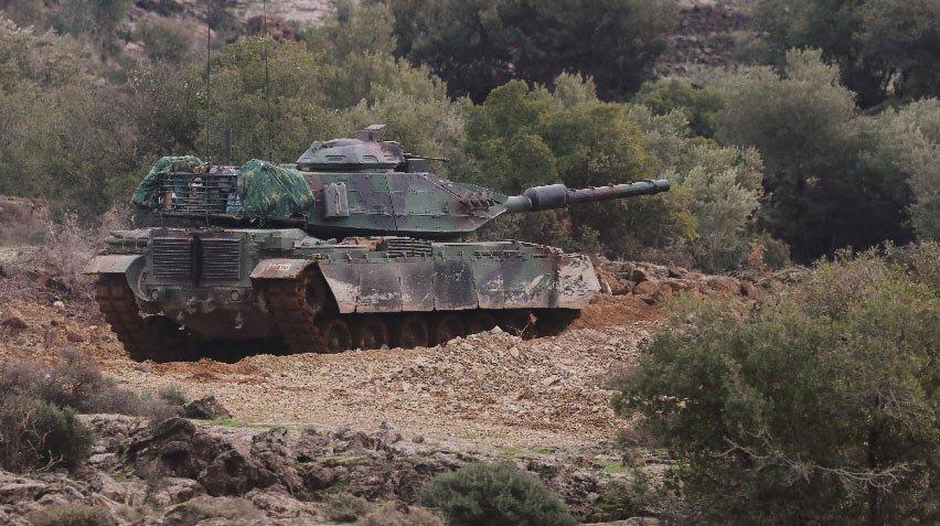 Afrin'de flaş gelişme: DSG'den kopuşlar başladı