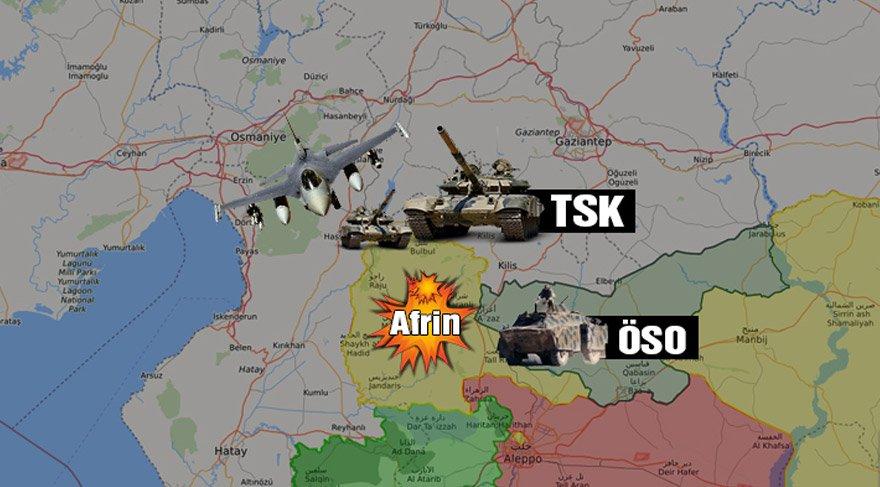 Bakan Canikli açıkladı: Rusya askerlerini Afrin'den çekiyor