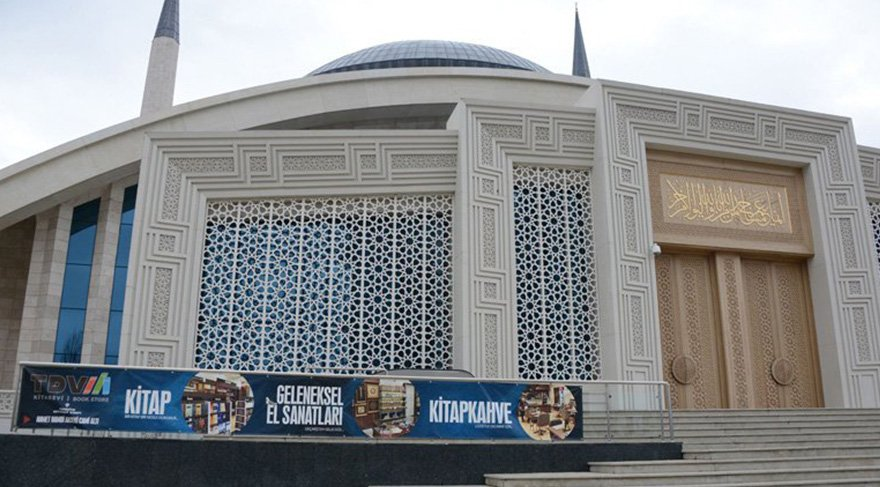 Ahmet Hamdi Akseki Camii nerede? Şehidimizin cenaze namazı burada kılınacak