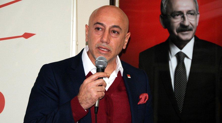 FOTO:DHA/Arşiv - CHP'li Aksünger ABD'de devam eden Hakan Atilla davası ile ilgili çarpıcı açıklamalarda bulundu.