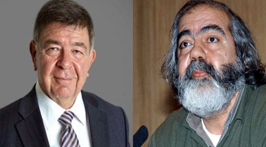AYM, Şahin Alpay (solda) ve Mehmet Altan'ın (sağda) tutuklulukları için 'hak ihlali' kararı vermişti.
