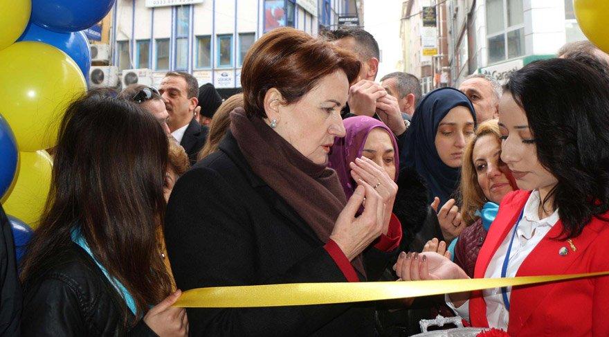 Son dakika haberi: Meral Akşener elindeki son anketi açıkladı!