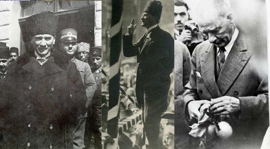 Fotoğrafçısı Ethem Tem'in arşivinden çıktı… Atatürk'ün hiç görülmemiş fotoğrafları Yeditepe Üniversitesi'nde