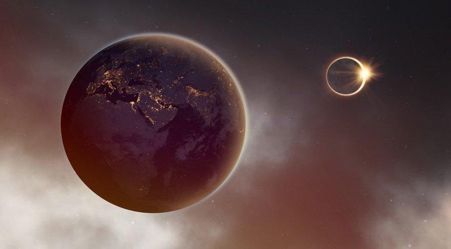 Süper Kanlı Mavi Ay tutulması nedir, ne zaman izlenebilecek?