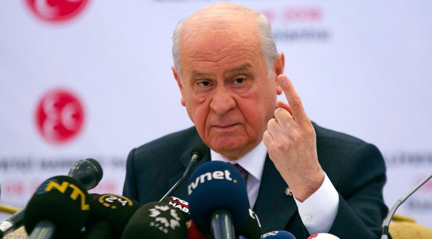 Bahçeli açıkladı: MHP aday çıkarmayacak, Erdoğan'ı destekleyecek