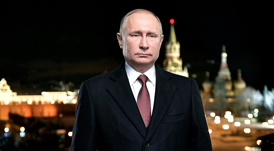 Putin: Birilerinin beni sürekli gözlediğini düşünerek yaşıyorum
