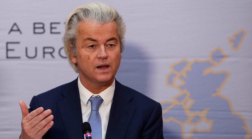 Irkçı Wilders, Batı ülkelerini Türk büyükelçileri sınır dışı etmeye çağırdı