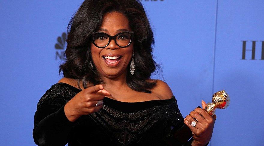 ABD'de büyük anket: Oprah aday olursa Trump'ı geçer mi?