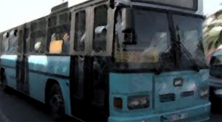 Ölen kişinin ehliyetine fotoğrafını yapıştırıp halk otobüsü kullandı