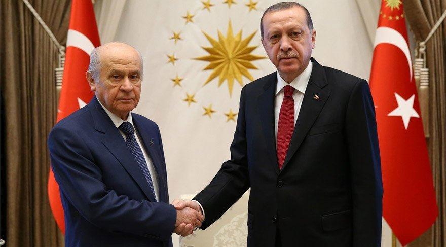 AKP-MHP ittifakının çerçevesi beliriyor! O modelin detayları